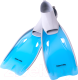 Ласты Colton CF-02 (р. 40-42, серый/голубой) -