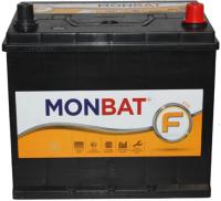Автомобильный аккумулятор Monbat Asia G56J7X0_1 (70 А/ч, обратная) -