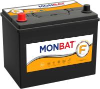 Автомобильный аккумулятор Monbat Asia G56J7X0_1 (70 А/ч, прямая) -