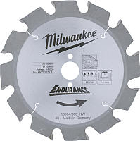 Пильный диск Milwaukee 4932346513 -