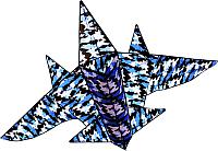 Воздушный змей Bradex Самолет DE 0436 -