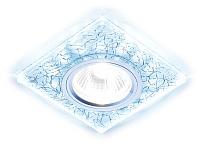 Точечный светильник Ambrella S227 W/CH/C -