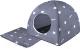 Домик для животных Дарэлл Юрта / RP9633 (серый) -