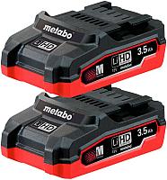 Набор аккумуляторов для электроинструмента Metabo TO346 -