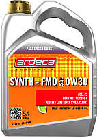Моторное масло Ardeca Synth-FMD 0W30 / P01261-ARD005 (5л) -