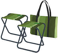 Комплект складной мебели Zagorod N 201 (зеленый) -