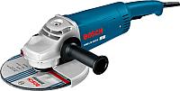 Профессиональная угловая шлифмашина Bosch GWS 26-230 H Professional (0.601.856.100) -