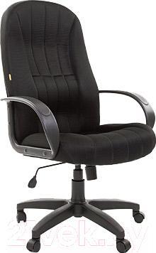 Кресло офисное Chairman 685 (черный, 10-356)
