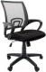 Кресло офисное Chairman 696 (серый) -