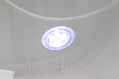 Душевая кабина Erlit ER4515TP-C3 - верхний свет