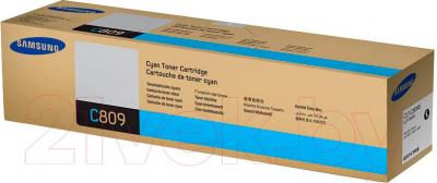 Тонер-картридж Samsung CLT-C809S