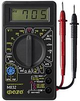 Мультиметр цифровой Фаза M832 (4895205000414) -