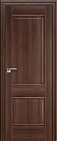 Дверь межкомнатная ProfilDoors 1X 80x200 (орех сиена) -