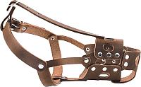 Намордник для собак Дарэлл № 2 / DA050002 (коричневый) -