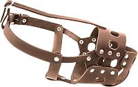 Намордник для собак Дарэлл № 3 / DA050003 (коричневый) -