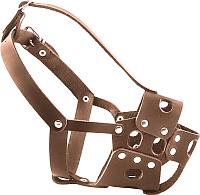 Намордник для собак Дарэлл № Б-2 / DA050011 (коричневый) -