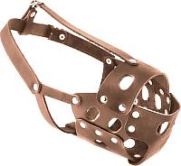 Намордник для собак Дарэлл № Б-3 / DA050012 (коричневый) -