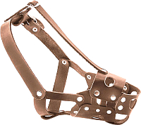 Намордник для собак Дарэлл № 1 / DA050001 (коричневый) -
