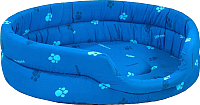 Лежанка для животных Дарэлл RP9142 (синий) -