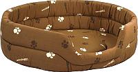 Лежанка для животных Дарэлл RP9144 (коричневый) -