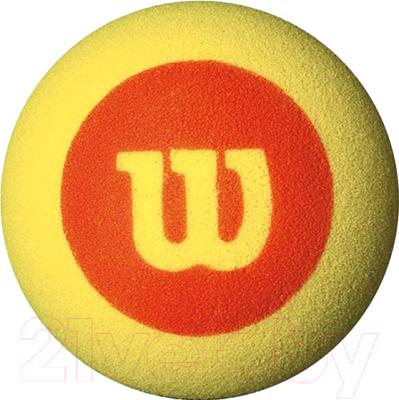 Набор теннисных мячей Wilson Starter Foam TBall 3 PACK / WRZ258900
