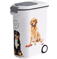 Емкость для хранения корма Bama Food Container / 241093 (20кг, белый) -