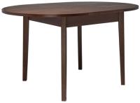 Обеденный стол Импэкс Leset Говард 1Р (орех шоколадный Т19) -