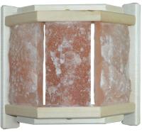 Абажур для бани Моя баня АГС-3 с гималайской солью -