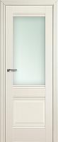 Дверь межкомнатная ProfilDoors 2X 60x200 (эшвайт/стекло матовое) -