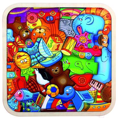 Развивающая игра Smile Decor Пазл-головоломка / П220