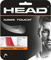 Струна для теннисной ракетки Head Hawk Touch 17 / 281204 (12м, красный) -