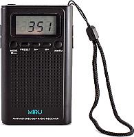 Радиоприемник Miru SR-1003 (черный) -