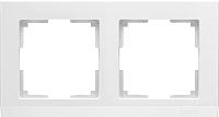 Рамка для выключателя Werkel WL04-Frame-02 / a028922 (белый) -