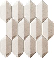 Мозаика Tubadzin MSP-Enduria Grey (291x265) -