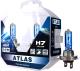 Комплект автомобильных ламп AVS Atlas Plastic A78909S (2шт) -