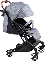 Детская прогулочная коляска Coletto Maya (Dark Grey) -