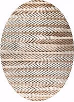 Ковер Angora Fialka Oval M332Y (1.6x3) -