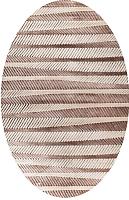 Ковер Angora Fialka Oval P028C (2x3) -