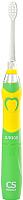 Электрическая зубная щетка CS Medica CS-562 Junior (зеленый) -