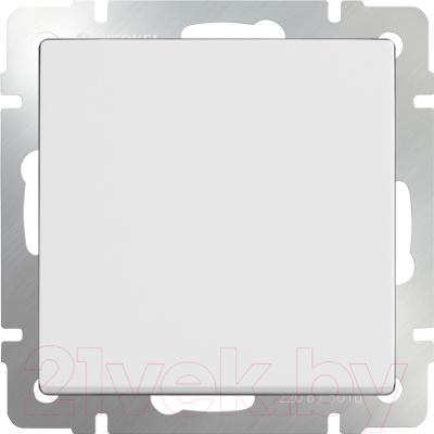 Выключатель Werkel WL01-SW-1G / a028643 (белый)