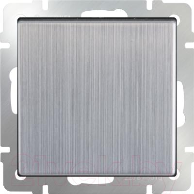 Выключатель Werkel WL02-SW-1G / a028842 (глянцевый никель)