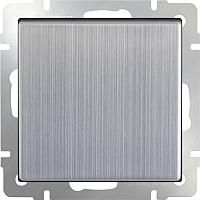 Выключатель Werkel WL02-SW-1G-2W / a028843 (глянцевый никель) -