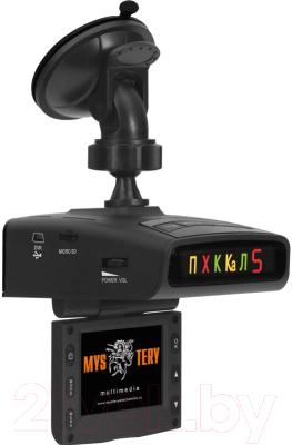 Автомобильный видеорегистратор Mystery MRD-815HDVS