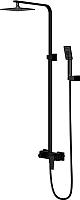 Душевая система Omnires PM7444 BL -