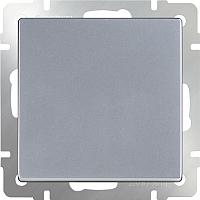 Выключатель Werkel WL06-SW-1G-C / a033769 (серебряный) -