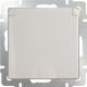 Розетка Werkel WL03-SKGSC-01-IP44 / a028894 (слоновая кость) -