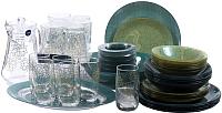 Набор столовой посуды Luminarc Fleurs De Bach N7429 -