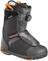 Ботинки для сноуборда Head 600 4D Black / 357206 (р.280) -
