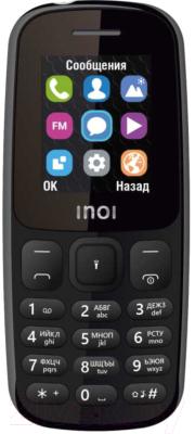 Мобильный телефон Inoi 100 (черный)