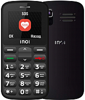 Мобильный телефон Inoi 107B (черный) -